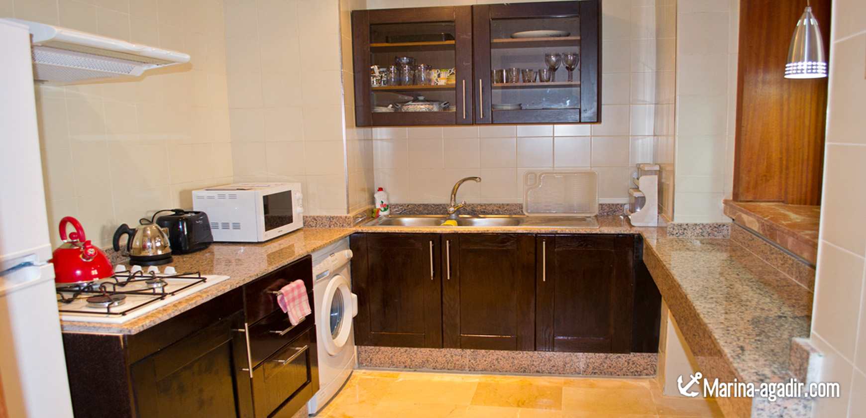 Location Appartement Marina Agadir