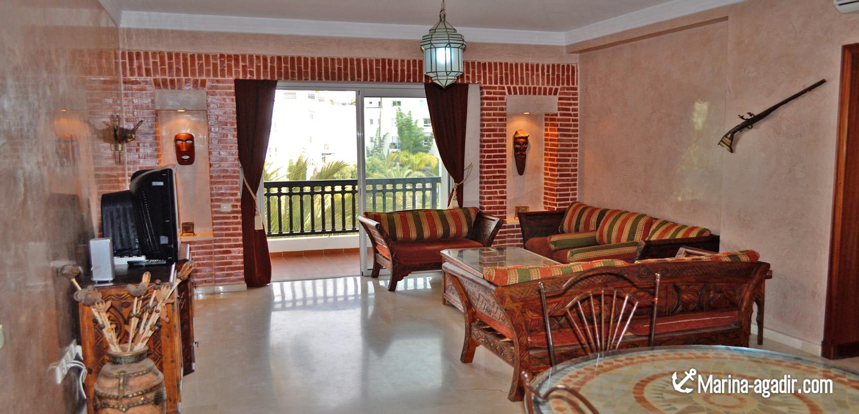 Appartement a Vendre Marina Agadir V11